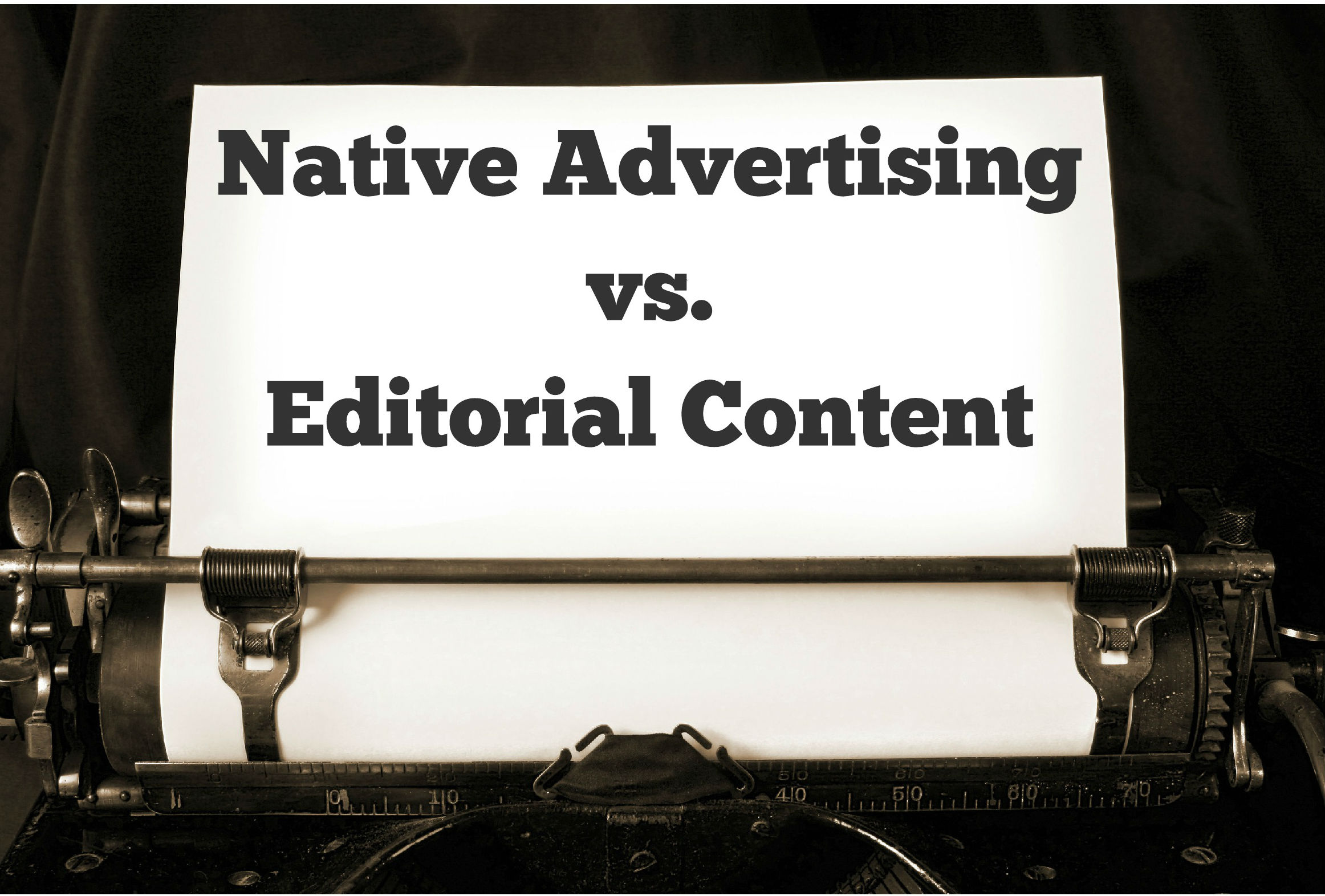 Native Advertising image