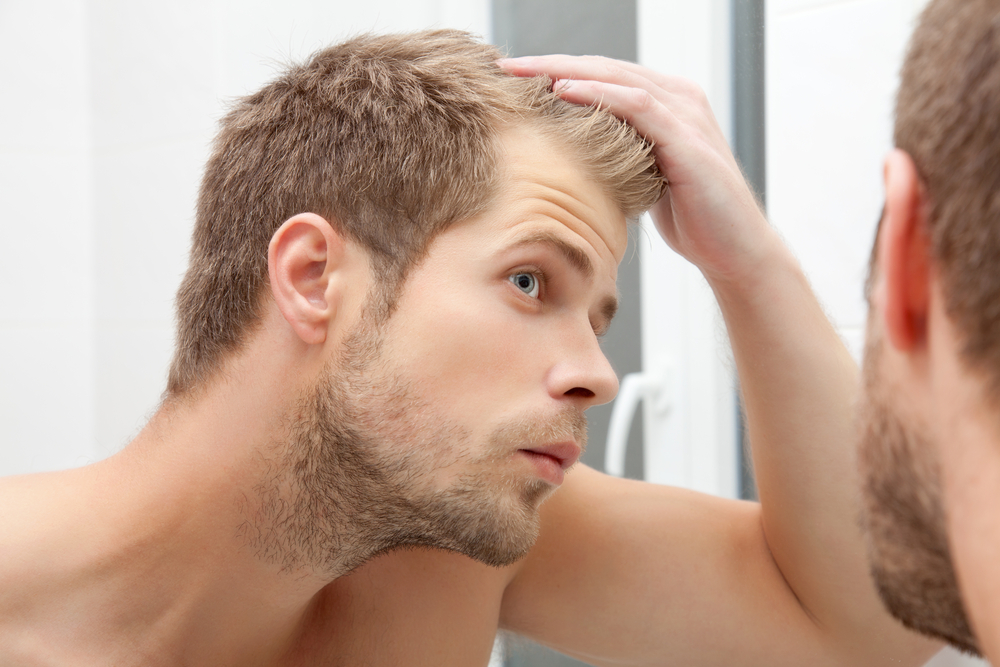 Going Bald? Some Tips on Boosting What Hair You Have Left!