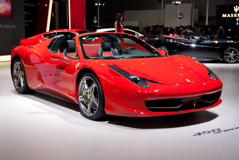 Top 10 Most U201cCrazyu201d Expensive Sports Cars