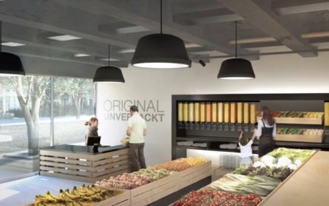Zero-Waste Supermarket Got Rid of All Packaging, Plastic and Big Name Brands