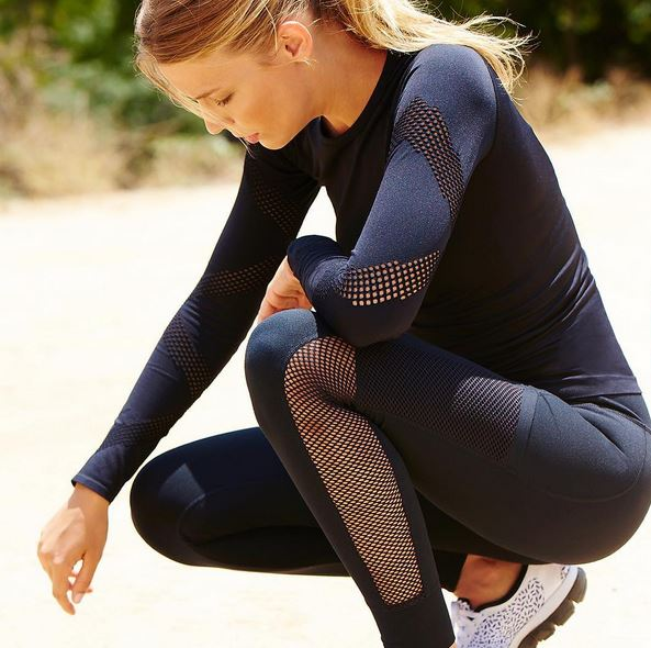 6 Winter Fitness Fashion Trends to Insprire Your Workout Now